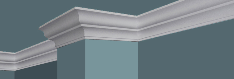 Foam Crown Molding Easy