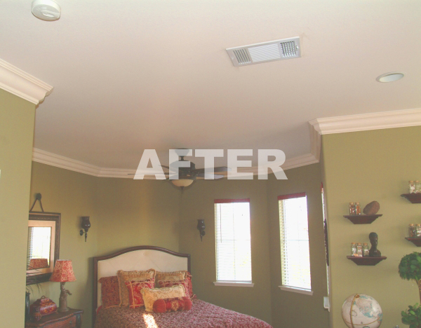 Crown Molding Photo Gallery Before And After Foam